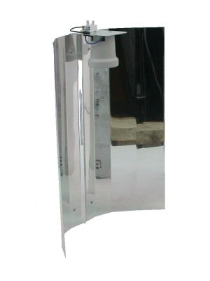 Spiegelkap/reflector 50 cm.