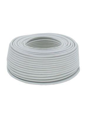 Voi-vmvl kabel wit 3x2,5 mm p/mtr.