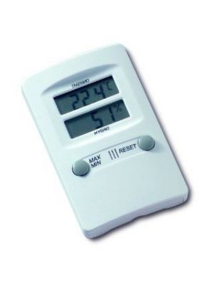Thermo / hygrometer digitaal tfa
