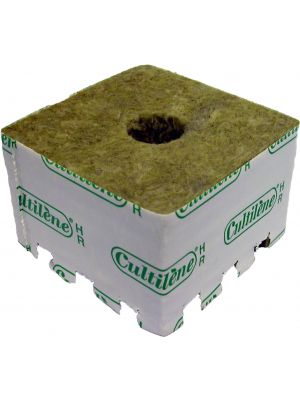 Cultilene steenwolblok 4x4 cm 2250st p/doos