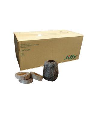 Jiffy plug geperst 41 mm. p/s