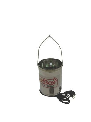 Hotbox sulfume incl. zwavel / zwavelverdamper