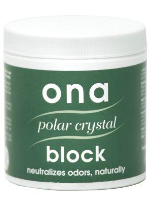 Ona, Block 170gr., polar crystal