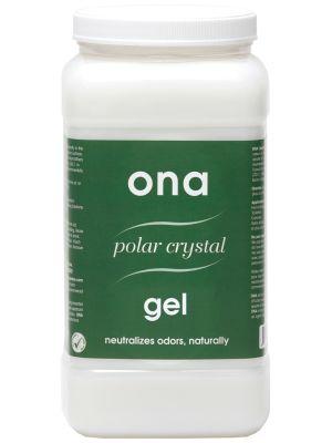 Ona gel polar crystal 4 ltr pot