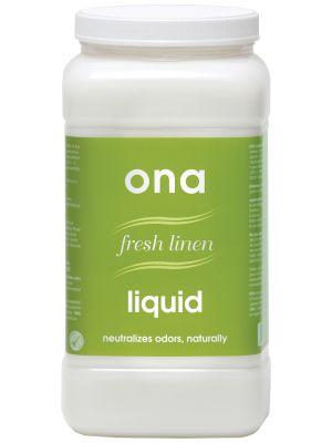 Ona liquid fresh linen 4 ltr. pot
