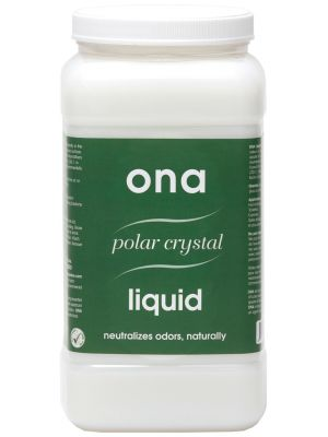 Ona liquid polar crystal 4 ltr. pot