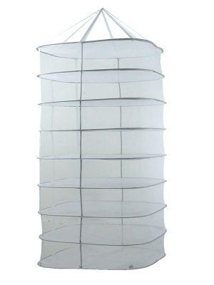 Droognet hangend grootvierkant 80x80 cm