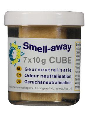 Vaportek smell-away cube pot 7 x 10 gr