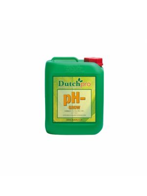 Dutchpro pH - Grow 5 ltr
