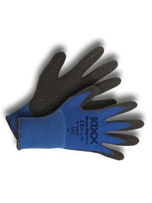 Kixx Handschoen Beasty Blue maat 8, Blauw