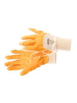 Kixx Handschoen Firm maat 8 Geel/Grijs