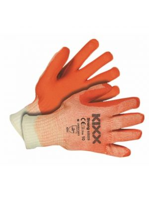 Kixx Handschoen Strong maat 10 Oranje