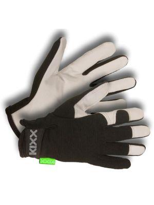 Kixx Handschoen Rough maat 10 Zwart/Grijs