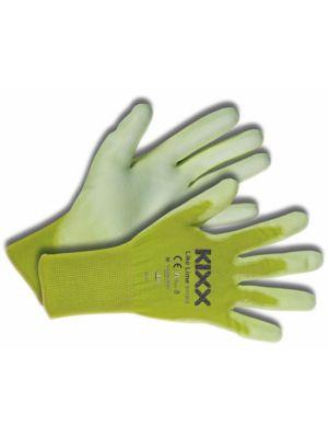 Kixx Handschoen Like Lime maat 8 Groen