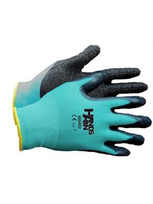 Hands-on Handschoen maat 8 Blauw