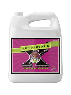 Advanced Nutrients Bud Factor X 4 liter