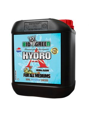 Biogreen Hydrovoeding A&B 10 ltr