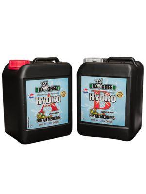 Biogreen Hydro voeding A&B 5 ltr