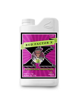 Advanced Nutrients Bud Factor X 1 liter