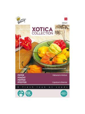 Buzzy Xotica Peper Habanero Mix