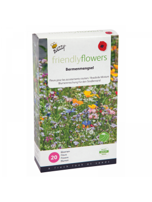Buzzy Friendly Flowers Mix Bermenmengsel  15m2