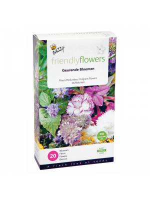 Buzzy Friendly Flowers Mix Geurende Bloemen  15m2