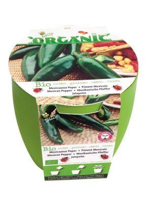Buzzy organic mexicaanse peper