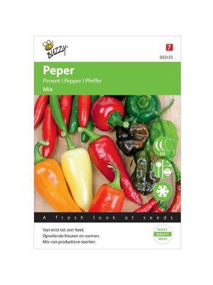 Buzzy Peper Mixed 5 soorten