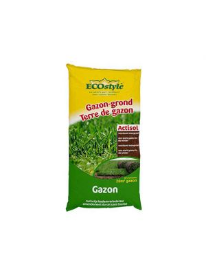 ECO-Style Gazon-Grond 40 ltr