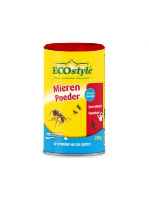 ECO-Style Mieren Poeder 400 gr