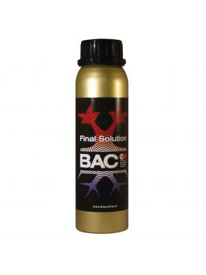 BAC The Final Solution 250 ml