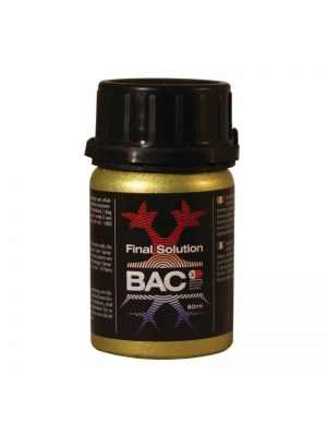 BAC The Final Solution 60 ml