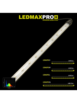 GHP Propagator LEDMAXPRO S - (1 lamp set, inc bekabeling) 55 cm