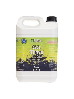 Ghe GO Thrive Grow 5 ltr
