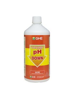 Ghe ph down (ph-) 0.5 ltr.