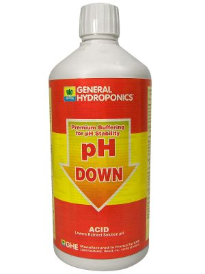 Ghe ph down (ph-) 1 ltr.