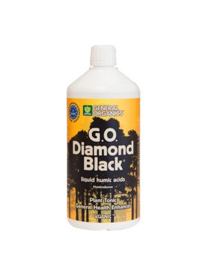 Ghe GO Diamond Black 0,5 ltr