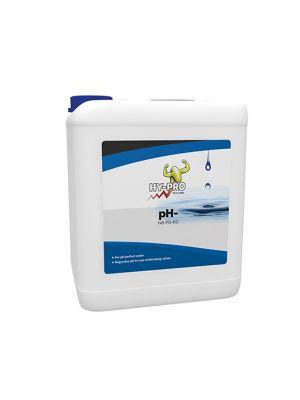 Hy-pro Salpeterzuur pH- 5 ltr