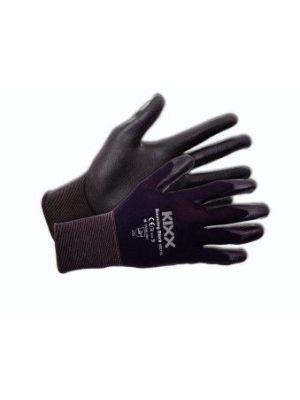 Kixx Handschoen Bouncing Black maat 8 zwart