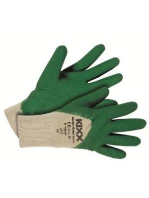 Kixx handschoen garden green maat 8 groen