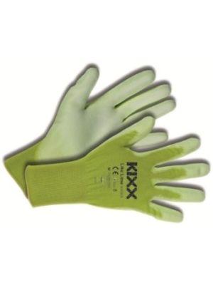 Kixx Handschoen Like Lime Groen