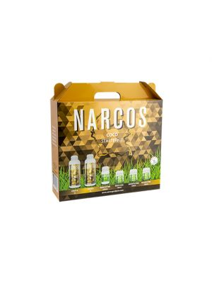 Narcos Starterspack XL Cocos
