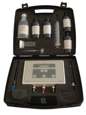Nieuwkoop EpH-119 Professionele Combi EC/pH/°C Meter
