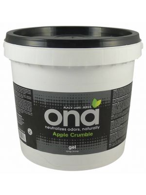 Ona Gel Apple Crumble 4 ltr Pot