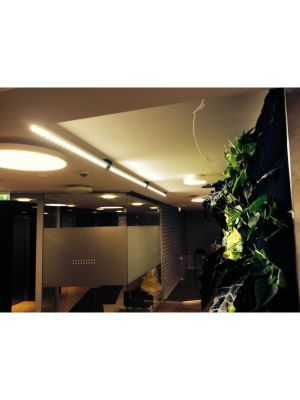 Linear-Spot-LED 120 cm, 30º, 75Watt, tbv vensterbank/bureau