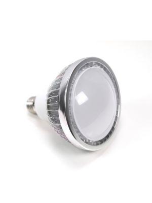 E27 LED Bulb, GROWING B18, 18Watt, 130º, voor Professionele Groei en Bloei