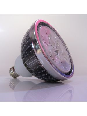 E27 LED Bulb, GROWING E18 18Watt, 60º, voor Professionele Groei en Bloei