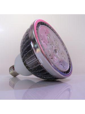 E27 LED Bulb, FLOWERING E18 18Watt, 60º, voor Professionele BLOEI-stimulatie