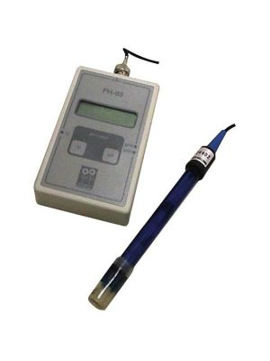 Nieuwkoop pH-95 Profesionele Digitale pH Meter in Koffer