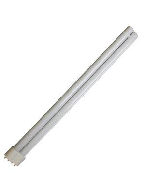 Pl-l compact fluorescent 55watt 4000k (wit/groei)